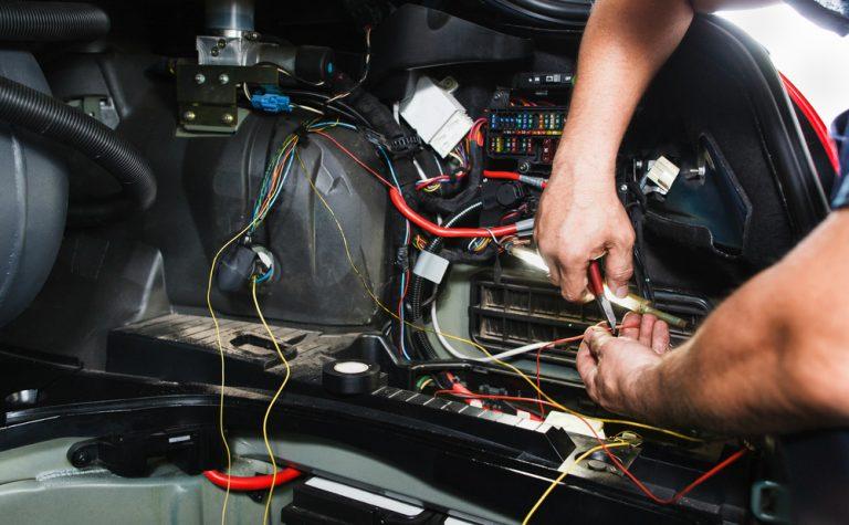 Electrical Repairs - Romford Motoring Centre, Car ...